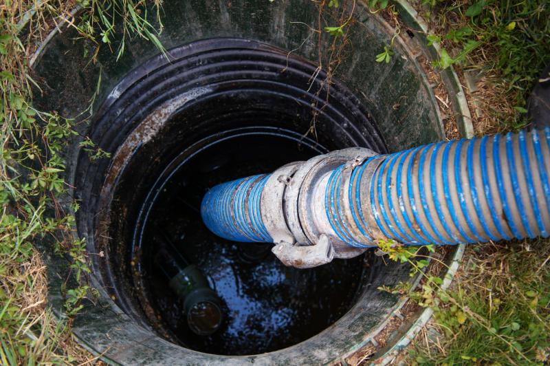 septic tank sludge removal