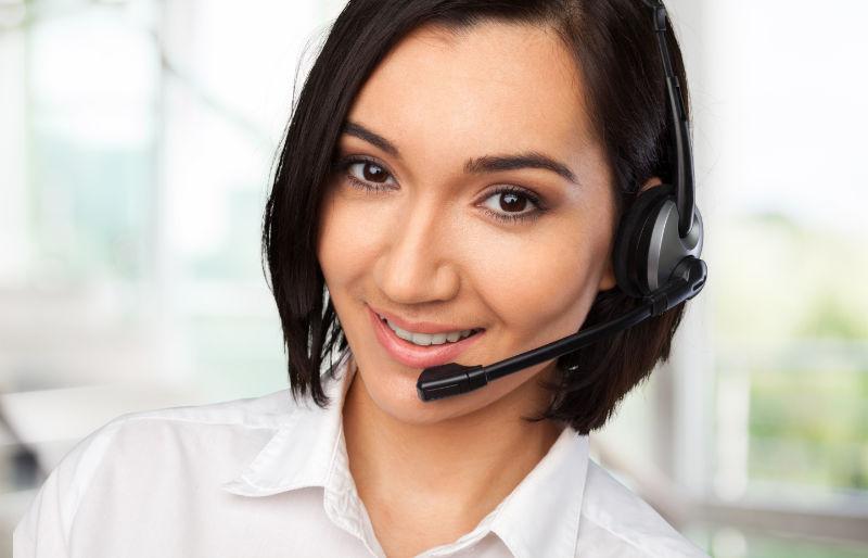 Operator Calling Customer