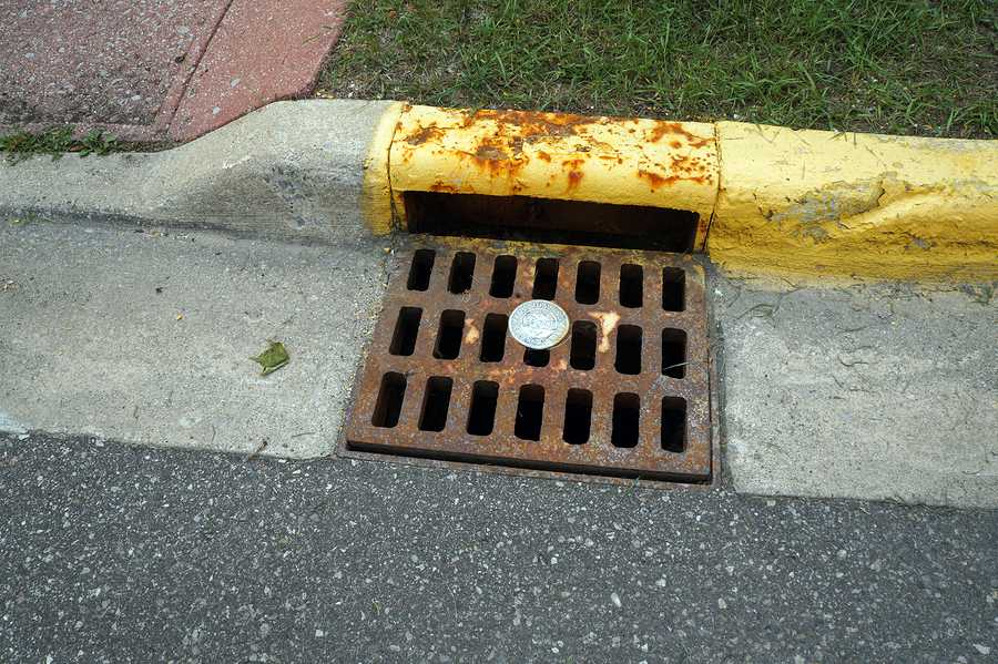 Catch Basin Cleaning
