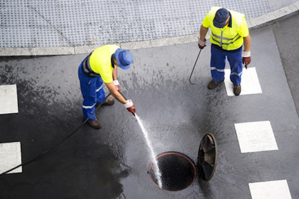 Sewer Jetting Service